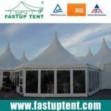 Pour les locations blanc tente de la partie hexagonale 12m de diamètre de 200 personnes places Guest