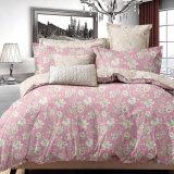 Baumwoll-/Polyester-Bettwäsche-Sets mit Bedsheet, Tröster, Kissenbezüge