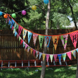 Hot Sale Bunting Flags for Birthday Party