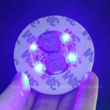 Super populärer Bierflasche-Aufkleber LED-blinkender LED mit Firmenzeichen gedruckt (4040)