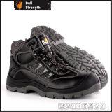 Гладкая кожа мужчин обувь с новой конструкции подошвы (SN5487)
