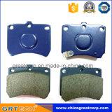 Kk150-33-23zイランの市場KIAの自尊心のための自動ブレーキパッド