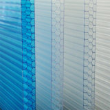 Polycarbonate Qualified Clouded To beg Honeycomb Sheet for Wall Decoration