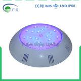 Éclairage sous-marin extérieur de piscine de la qualité 18W-42W DEL DEL