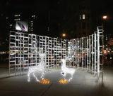 Высокие водоустойчивые света мотива козочки СИД для профессионального освещения рождества