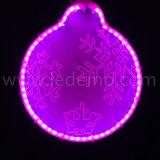 2017 Licht van het Motief van het Nieuwe LEIDENE van de Decoratie van Kerstmis Neon van de Sneeuw het Acryl