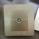 Estándar BRITÁNICO del nuevo del diseño interruptor de la pared