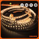 Striscia dell'indicatore luminoso di IP20 14.4W/M SMD2835 LED per vari negozi