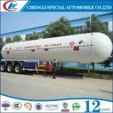 59.52cbm варя трейлер топливозаправщика LPG газа