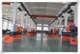 150kw 150wsm4の高性能のIndustria PVC突き出る機械のための水によって冷却されるねじスリラー