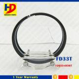 Fd33 FD35 El anillo del pistón del motor Diesel para Nissan excavadora (12033-T9307)