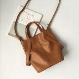 대중적인 공상 숙녀 핸드백 간단한 Crossbody 핸드백 가죽 가방 고정되는 핸드백