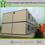 Niedrige Kosten-Behälter-bewegliches vorfabriziertes Gebäude-Haus in China