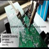 자동적인 LED PCB 5 축선 납땜 기계