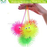 Novelty Colorful Puffer Yoyo Light Up Ball Kid Toys