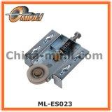 ワードローブまたは家具の引き戸(ML-FS034)のための亜鉛ブラケットプーリーローラー