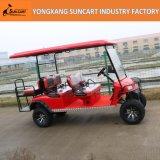 Китай 6 тележек гольфа места электрических Sightseeing с задним сиденьем 2 (RY-EZ-601A)
