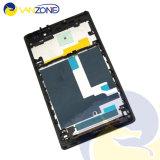 LCD van de Delen van de telefoon Vervanging voor Sony, de Vertoning van het Scherm van de Becijferaar met Aanraking en Frame voor Sony