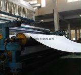 Изготовленный на заказ знамя освещенное контржурным светом Frontlit PVC винила гибкого трубопровода цифров рекламируя крытое печатание материальное напольное