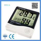 Shanghai Feilong Termômetro de umidade e temperatura doméstica