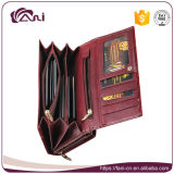 Много красят повелительницу портмона PU кожаный Clucth имеющегося самого последнего бумажника типа длиннего/бумажник женщин