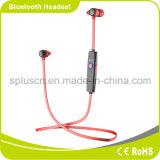 para os esportes que funcionam o mini fone de ouvido estereofónico sem fio de Bluetooth, auscultadores do esporte do Neckband para a ginástica