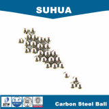 4.7625mm sfera del acciaio al carbonio da 3/16 di pollice