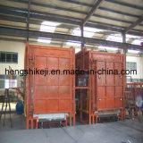 114× (75/55) de  × 230 tijolo ligado do carboneto de silicone do nitreto de silicone do milímetro