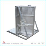 群集整理の障壁かアルミニウム群集整理の障壁または段階の群集整理の障壁