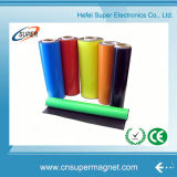 Magnete di gomma adesivo Rolls/strato del vinile del PVC del forte documento della foto colorata
