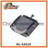 Rouleau de poulie de bride de zinc pour la porte coulissante de garde-robe ou de meubles (ML-FS034)