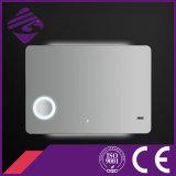Rectángulo de Saso del surtidor de Jnh190 China que magnifica el espejo del maquillaje del LED