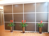 Divisorio decorativo della parete dello schermo del metallo della camera di albergo