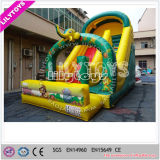 Juguetes inflables de la diapositiva