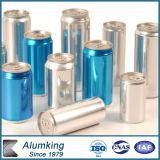 latte di alluminio 330ml per bere