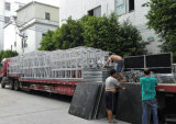 中国の製造業者によるアルミニウムトラス簡単な屋根