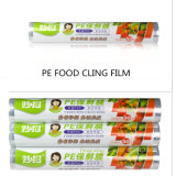 PE Cling Film Transparent Shrink Wrap Stretch Film Foil