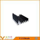 Desgaste - cepillo de nylon modificado para requisitos particulares de alta temperatura resistente del hilado