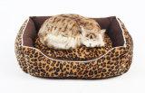 Кровать щенка кота собаки продуктов любимчика теплая (B016)