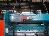 Freio hidráulico da imprensa do CNC de Wf67K, máquina de dobra do metal