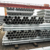 Напольная используемая труба GR b ASTM A500 гальванизированная Китаем стальная