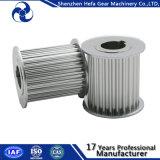 El aluminio modificado para requisitos particulares 5m m de la alta calidad de la polea agujerea