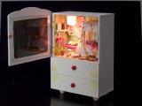 어린이와 어린이를위한 뜨거운 판매 DIY 나무 장난감 인형의 집