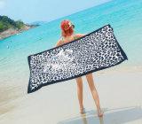 Microfiberの昇進のビーチタオル