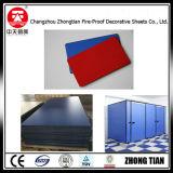 El panel del laminado del compacto de los armarios de HPL