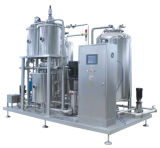 Máquina del mezclador del carbón y del dióxido