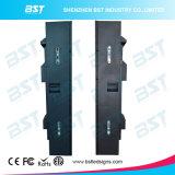 La BST PANTALLA LED Multimedia Publicidad al aire libre, fuera de tono de píxeles de pantalla LED de 8mm