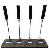 DC-1240会議システムの無線会議のマイクロフォン