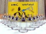 Agopuntura foggiante a coppa Khg-12 del kit di Hijama dell'insieme di alta qualità