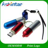 Llavero de metal Pendrive USB Flash Drive Botella Thumbdrive U disco Memory Stick USB Modelo